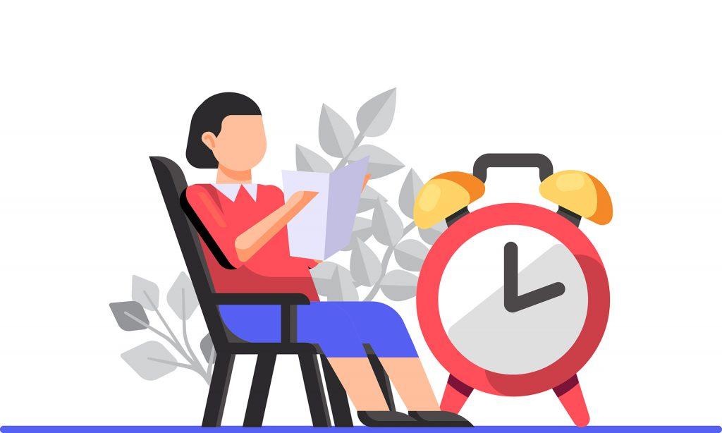 تغییر ساعت جلسه مصاحبه
