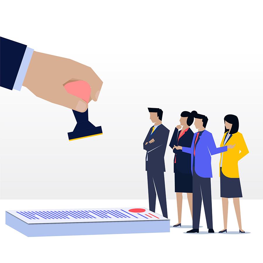 ۸ قانون مهم مدیران منابع انسانی در فرایند استخدام که کارجویان باید بدانند!