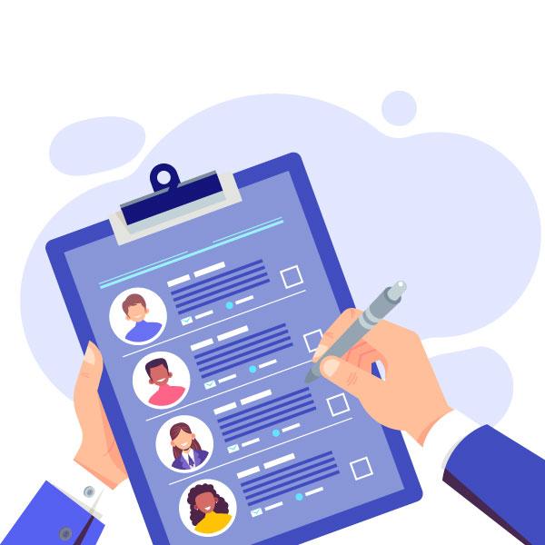 چگونه در آگهیهای استخدام حسابرس پذیرفته شویم؟