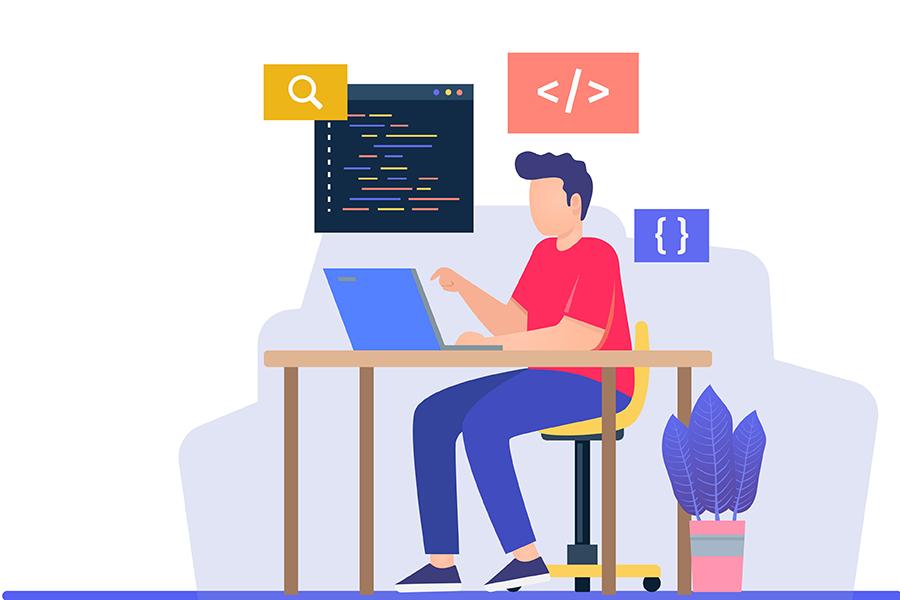 نحوه نوشتن نمونه رزومه برنامه نویس