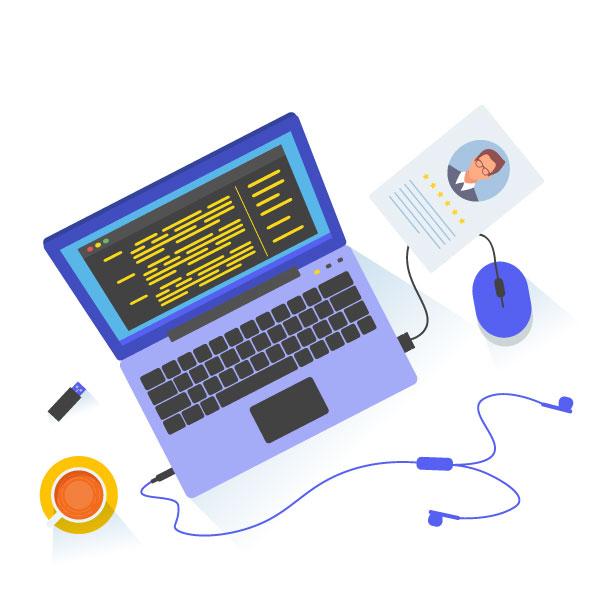 نکاتی برای نوشتن یک نمونه رزومه برنامه نویس حرفهای