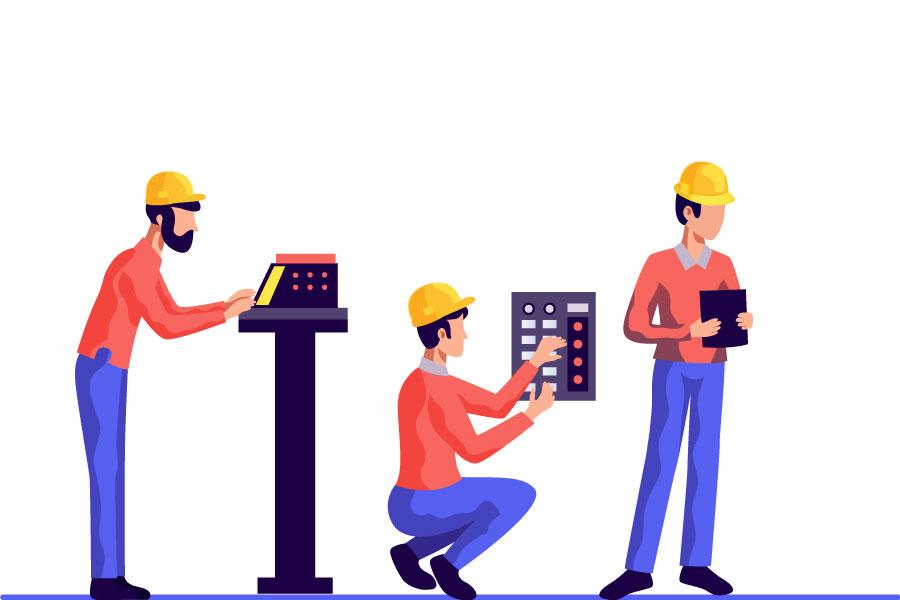 وظایف و مسئولیت مهندس صنایع