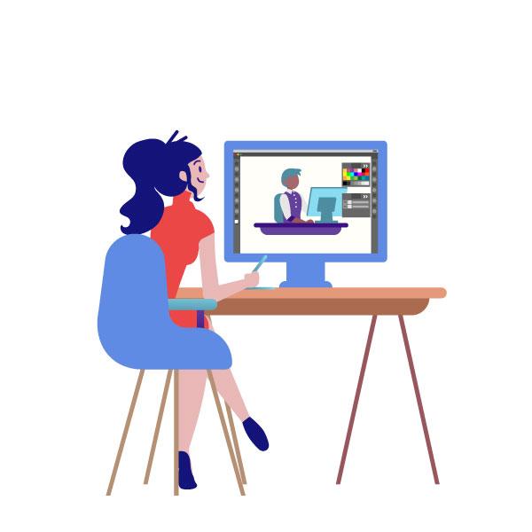 استخدام گرافیست، بررسی تحصیلات، مهارتها و بازار کار طراحان گرافیک