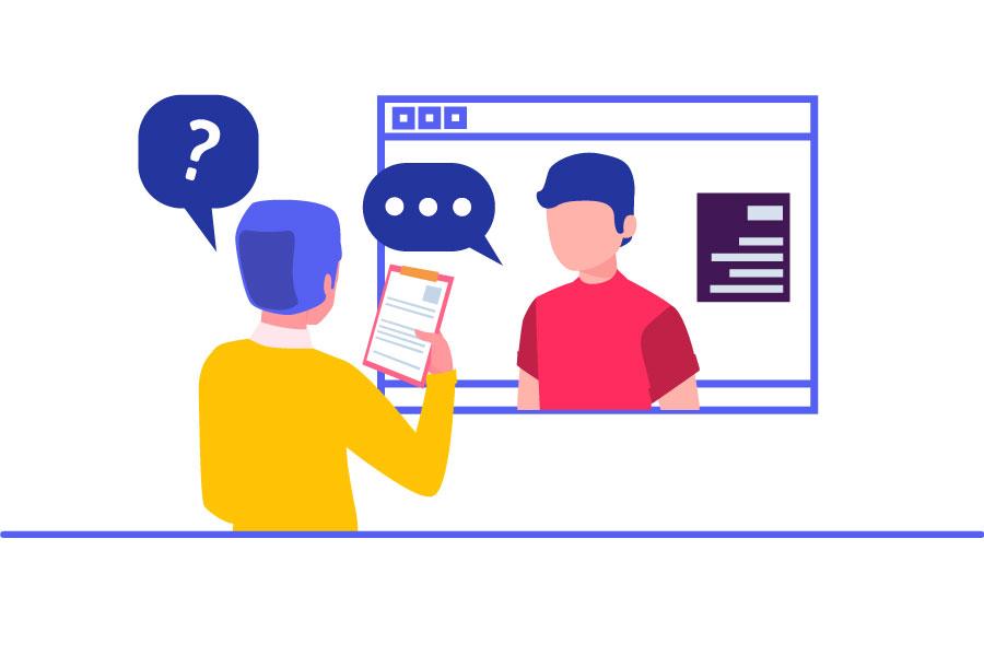 سوالات مصاحبه استخدامی فروش