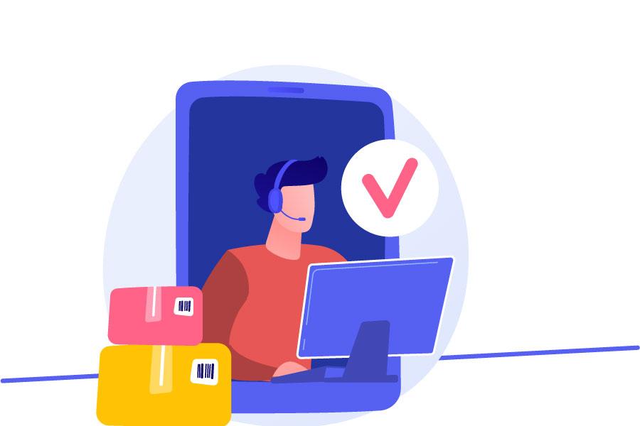 مصاحبه آنلاین استخدام کارشناس فروش