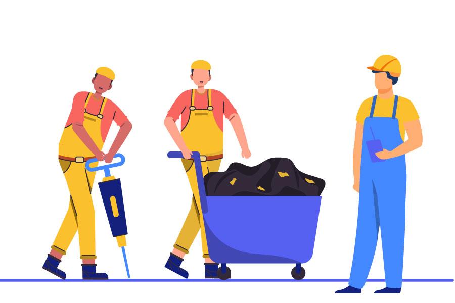 استخدام مهندس معدن در عسلویه