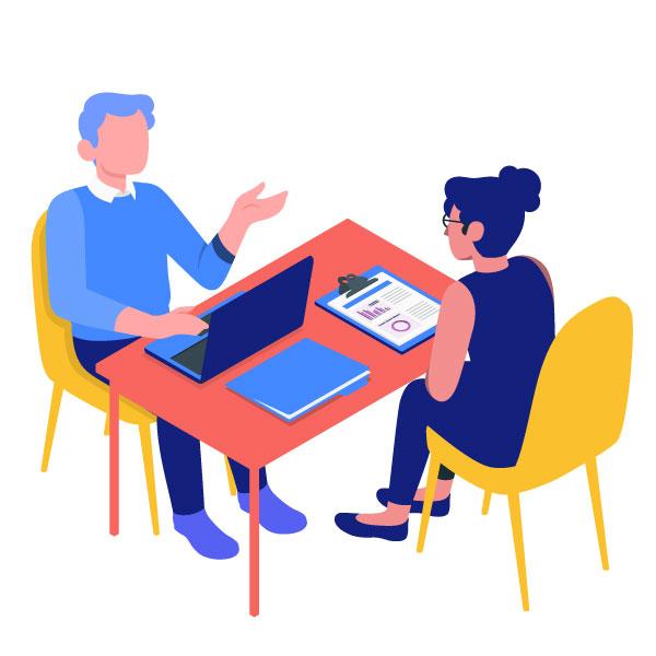 سوالات مصاحبه استخدام حسابدار و نحوهی پاسخگویی به آنها