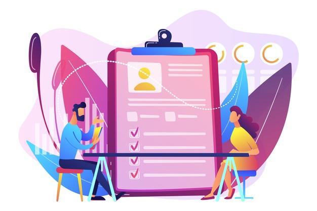 فرم استخدام سازمان