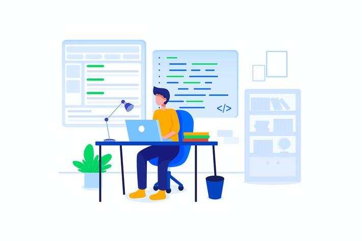 چگونه برنامه نویس فریلنسر شوم