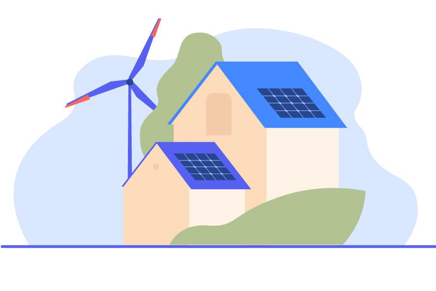 معماری سازگار با محیط زیست