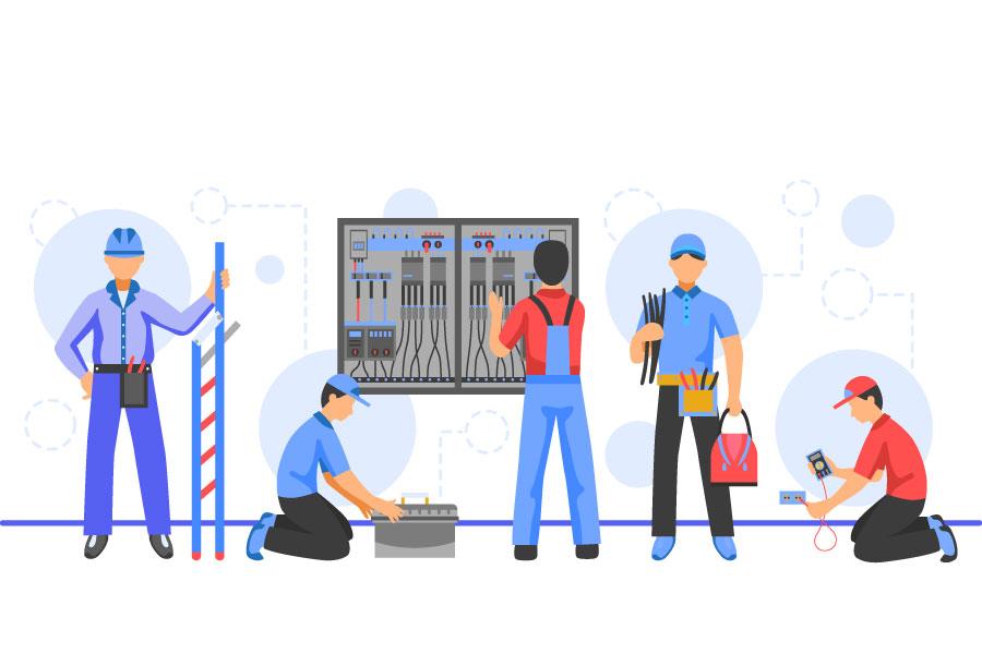 شغل مهندسی برق