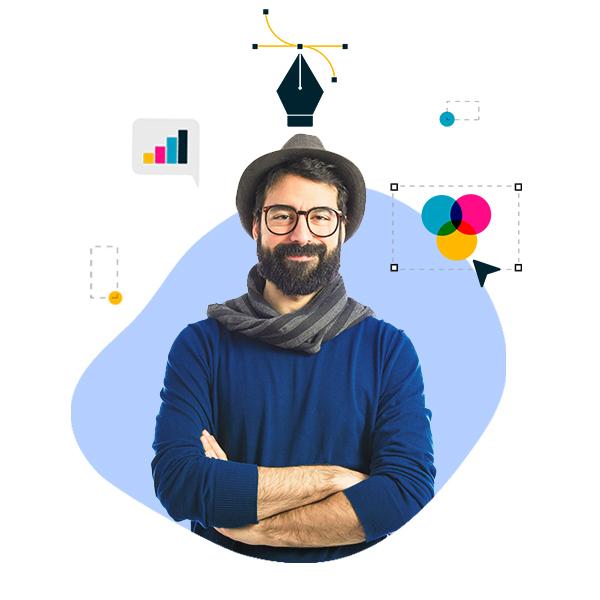بررسی میانگین حقوق و درآمد رشته گرافیک و طراحان گرافیست در ایران و دنیا