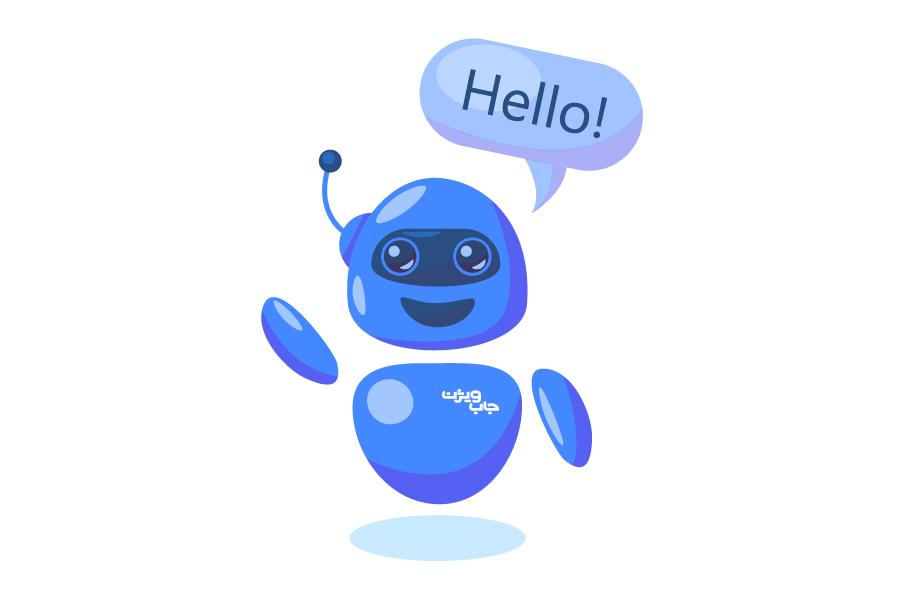 ربات تلگرام جاب ویژن