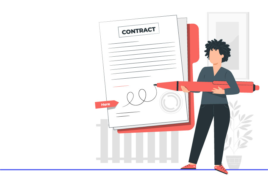 انواع قرارداد کار
