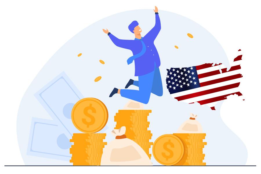 درآمد مهندس نفت در آمریکا