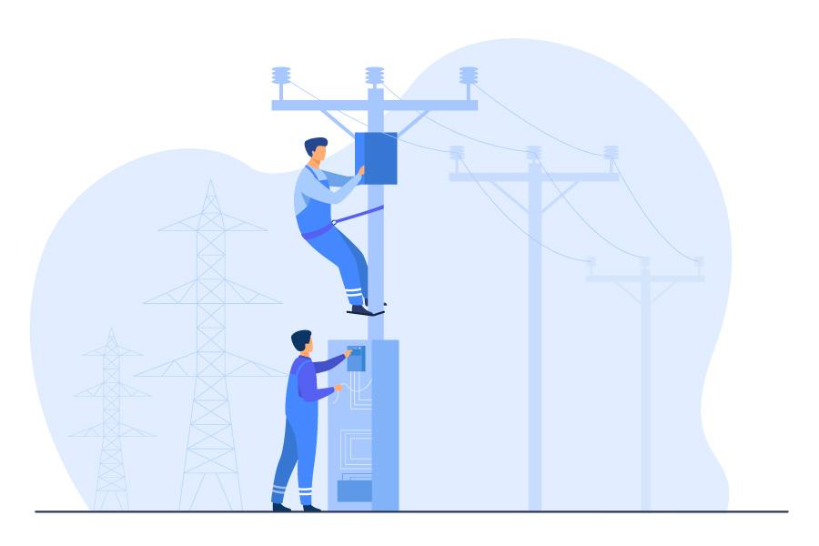مهندس برق قدرت در همراه اول