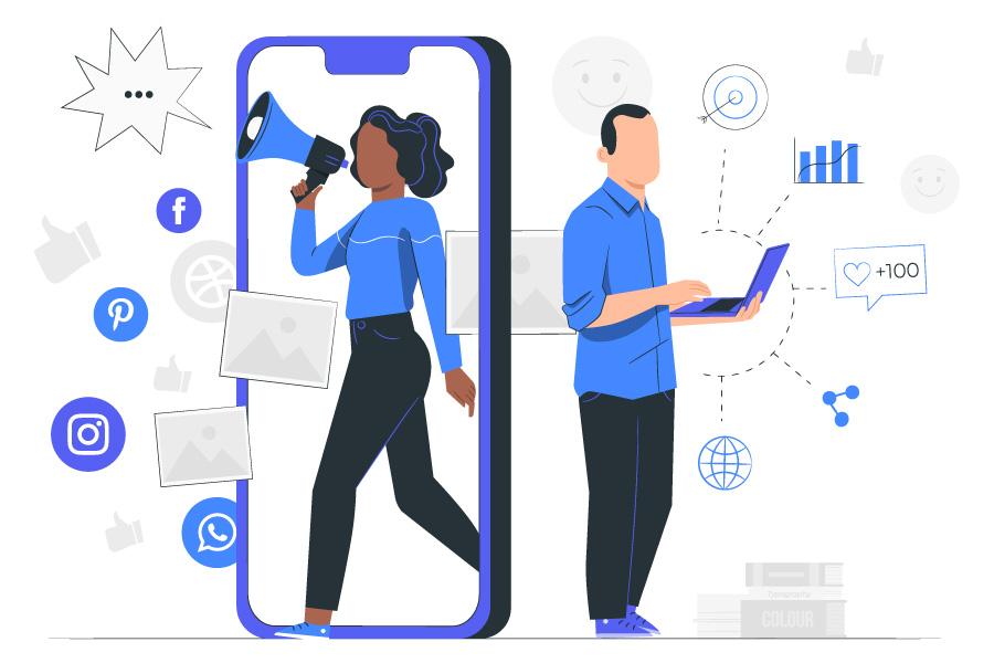 کارشناش ارشد شبکه های اجتماعی در همراه اول